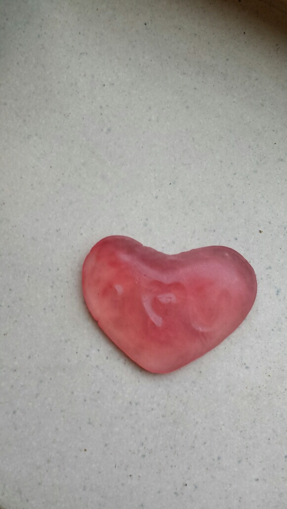 The First Soap I Made